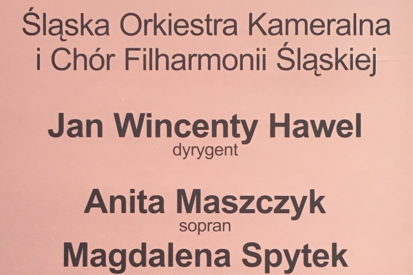 Maciej Gallas plakat archiwalny 2007