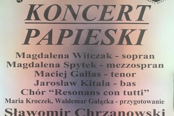 Maciej Gallas plakat archiwalny 2008